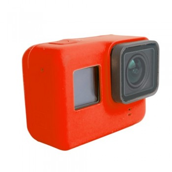 Silicone Case voor GoPro Hero 5/6 Rood